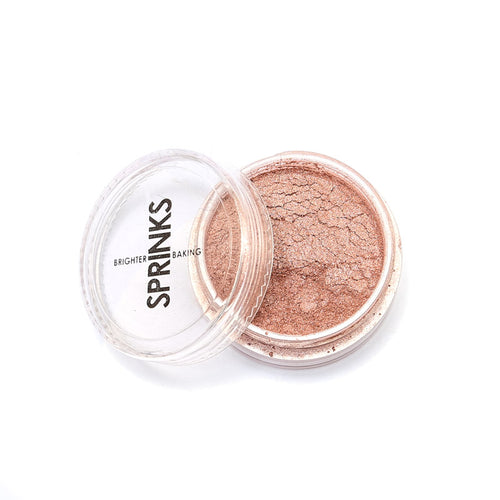 10ml Sprinks Lustre Dust - Rose Gold