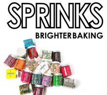 Sprinks Sanding Sugar 85g - Yellow