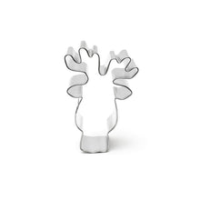 Cookie Cutter - Reindeer Face 3.5""