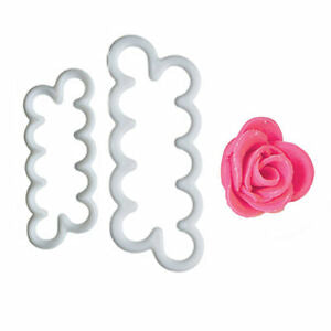 3PC Cutter Set - Easy Rose