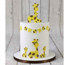 2PC Giraffe Cutter Set