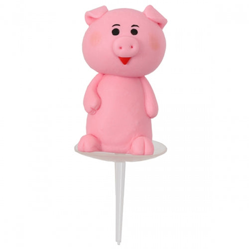 Claydough Topper - Pig