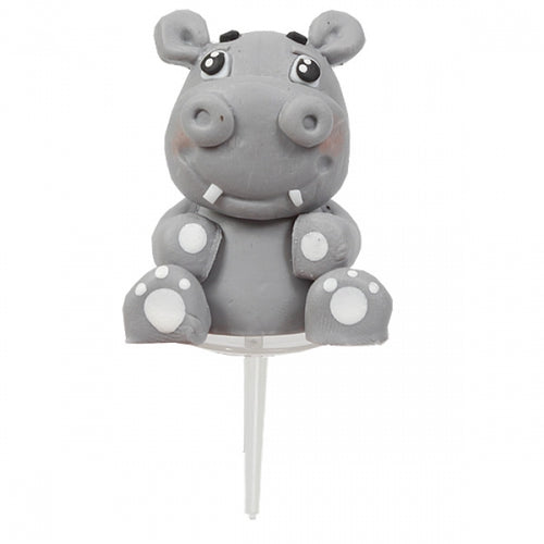 Claydough Topper - Hippo
