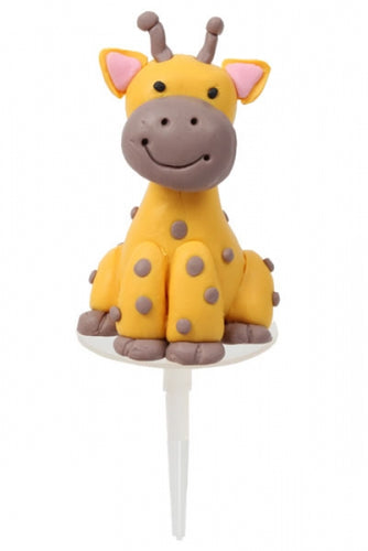 Claydough Topper - Giraffe