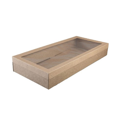 Large Brown Catering Box