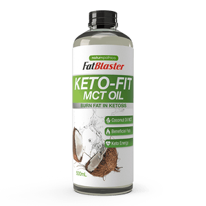 Fatblaster Keto-Fit MCT Oil - 500g