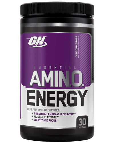 Amino Energy 30 Serves - Concord Grape