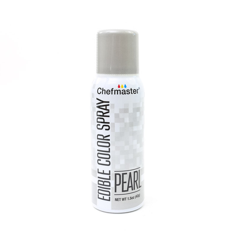 Chefmaster Edible Food Spray 42G - Pearl