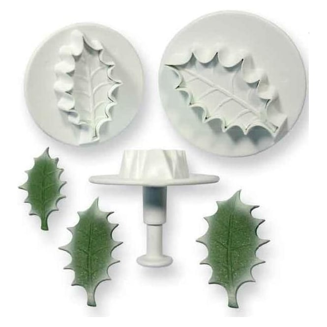 3PC Holly Plunger Cutter Set