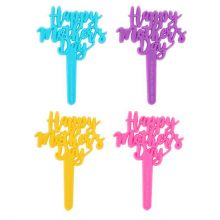 Mothers Day Cupcake Picks - 10pk