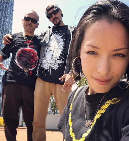 Poppers Ozik Namco Funny Bones Crew Panic 39 Tokyo Sky Tree photo by Firme Elina