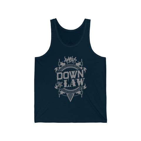 Down By Law Mens Classic Tank Top - concreteaddicts