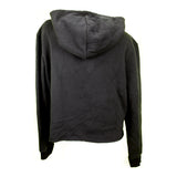 Since 99 Black Womens Cropped Fleece Hoodie - concreteaddicts