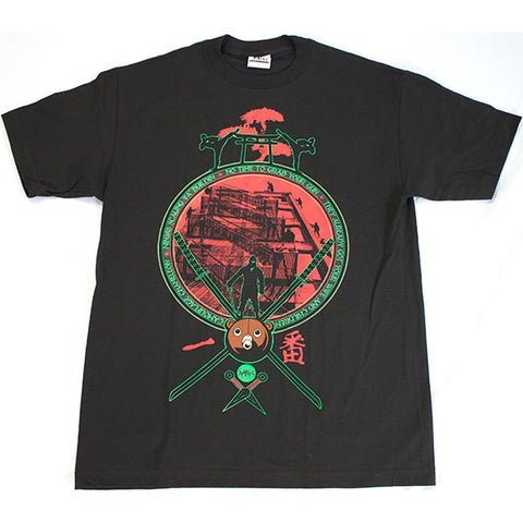 Panic 39 The Ninja Tee - concreteaddicts