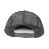 The City Digi Camo Mesh Tag Snapback Hat - concreteaddicts