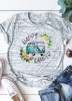 Happy Camper Tee