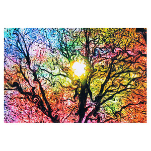 Trippy Tree Tapestry