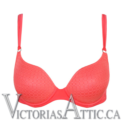 Marie Jo UW Heart Shaped Poul Bra Coral