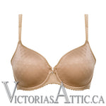 Chantelle Courcelle UW Spacer Bra w/ J Hook Nude