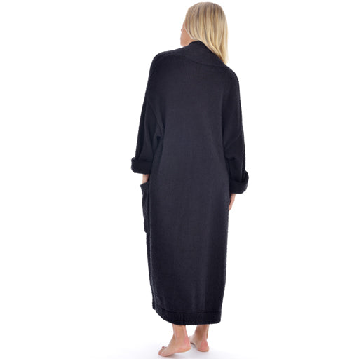 Paper Label Luna Duster - Black