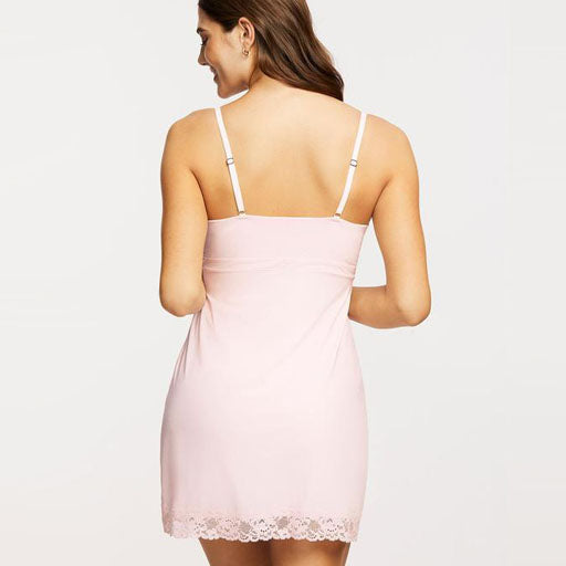 Montelle Bust Support Chemise Blush