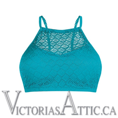 Amoena Brazil Wireless Pocketed Top Jade