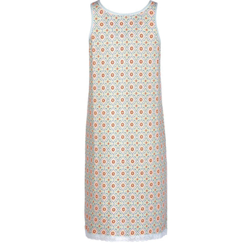 Pip Studio Dariska Sleveless Nightdress Star Check