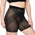 Nancy Ganz Body Perfection Waisted Shaper Short Black