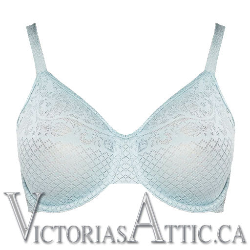 Wacoal Visual Effects Minimizer Bra Slate
