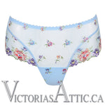 Prima Donna Albizia Luxury Thong - Blue Bell