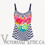 Amoena Dominica Pocketed Swimdress