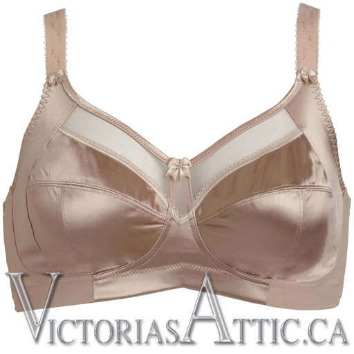 Goddess Keira Soft Cup Bra (Wireless) Nude