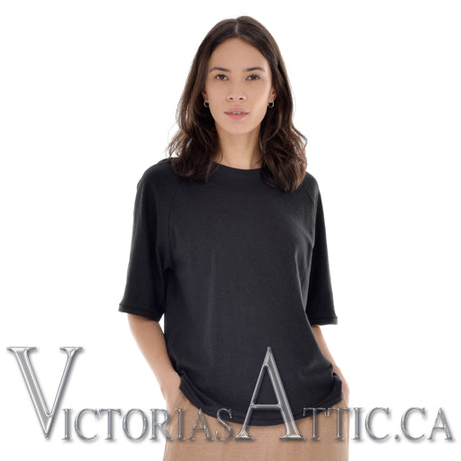 Paper Label Robyn Tee - Black