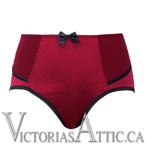 Parfait Charlotte High Waisted Brief Rio Red