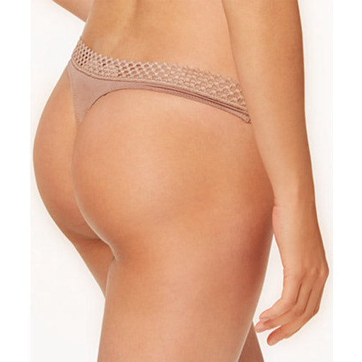 B.Tempt'd Tied in Dots Thong Antler