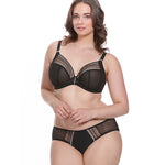 Elomi Matilda Full Coverage Brief Black Black