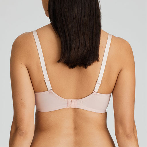 Prima Donna Twist Glow UW Moulded Heart Shape Bra Powder Rose