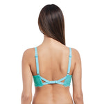 Freya Fancies UW Plunge Bra Blue