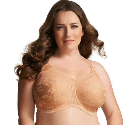 Goddess Alice Wireless Bra Nude