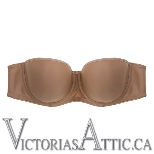Fantasie Smooth Moulded Strapless Bra Nude