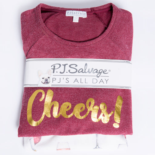 PJ Salvage Wine Time Lounge Set