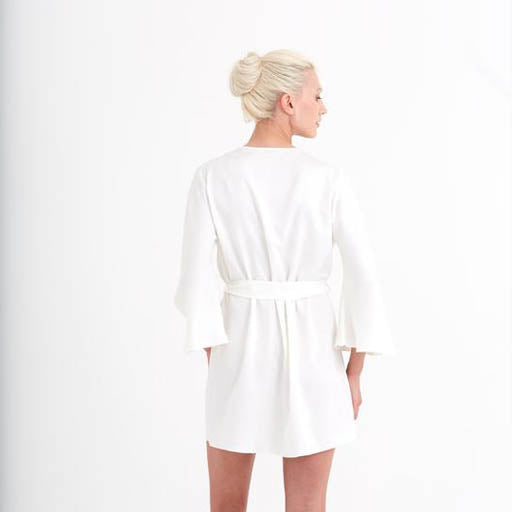 Rya Heavenly Cover Up - Ivory