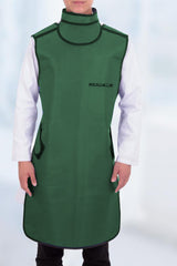 0.35mmpb X-ray protective apron with collar
