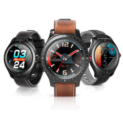 [bluetooth 5.0] BlitzWolf® 1.3-inch Full-round Touch Screen Smart Watch
