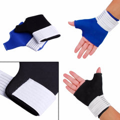 1 Pair Thumb Wrap Wrist Brace Support Splint for Arthritis Relief