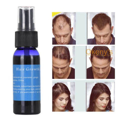 Effective Ginger Fast Growth Hair Oil Essence