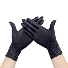 100pcs Disposable Latex Medical Gloves