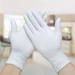 100pcs/lot Disposable Latex Gloves
