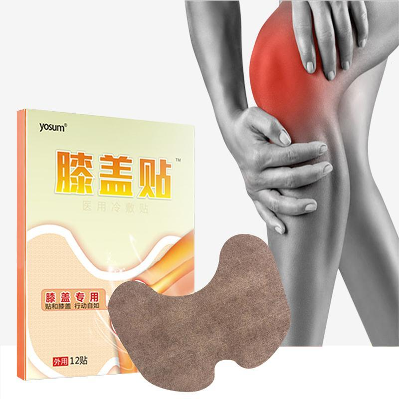 12pcs Joint Pain Relieving Chinese Herbal Plaster