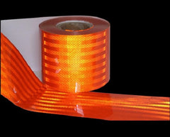 Self-adhesive Orange Road Traffic Reflective Tape